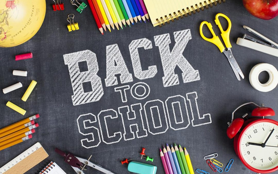 8 TIPS TO START THE SCHOOL YEAR OFF RIGHT