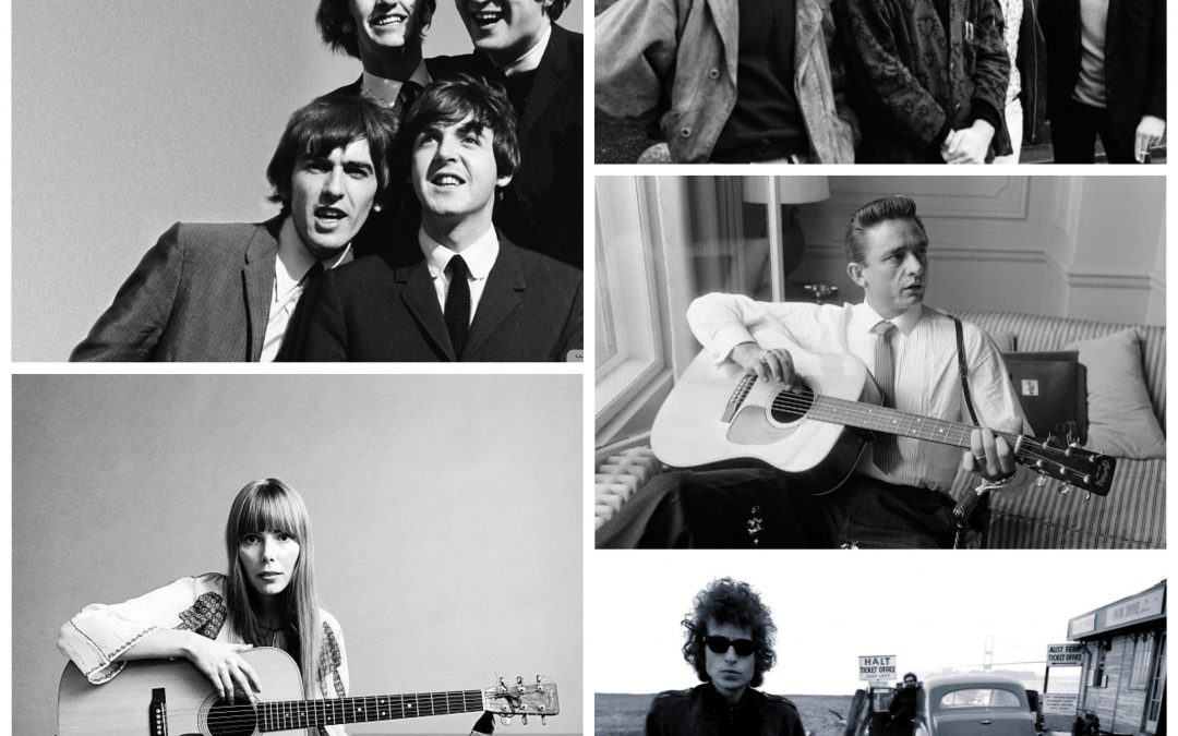 5 MOST FAMOUS ENGLISH SONG LYRICS EVER