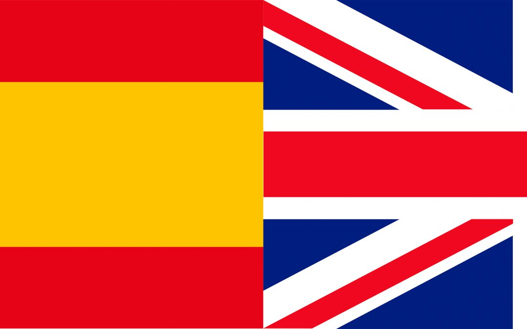 Cultural and tradition differences between Spain and England