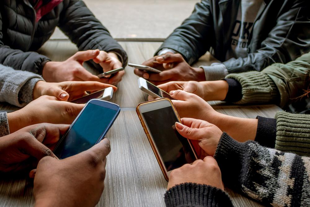 Talking vs texting
